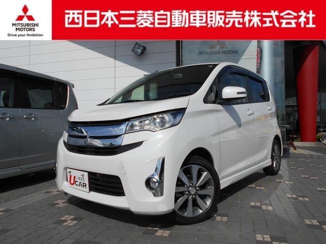 「三菱」「eKカスタム」「コンパクトカー」「愛媛県」の中古車