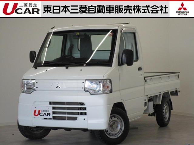 三菱 660 みのり 4WD パワステ&エアコン 5速フロアシフト
