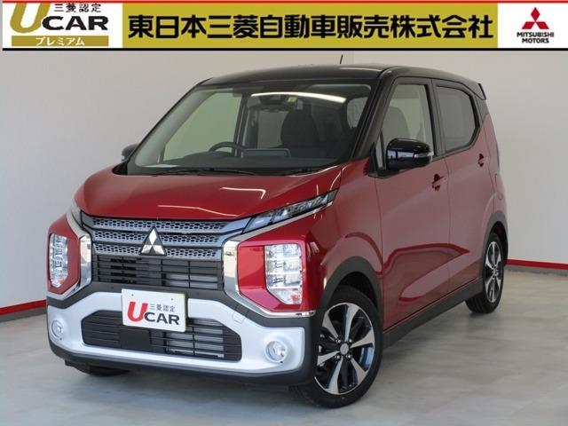 eKクロス(三菱)T 中古車画像
