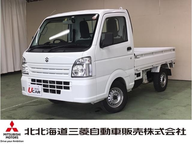 スズキ KCエアコン・パワステ ナビ ドラレコ ETC  4WD