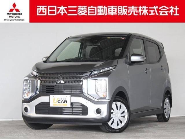 三菱 eKクロス M 距離無制限保証3年付 CDデッキ LEDヘッドライト付