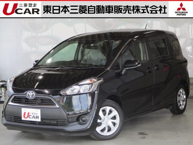 トヨタ 1.5 G 禁煙車 7人乗り ナビ 後席モニター 両側電動
