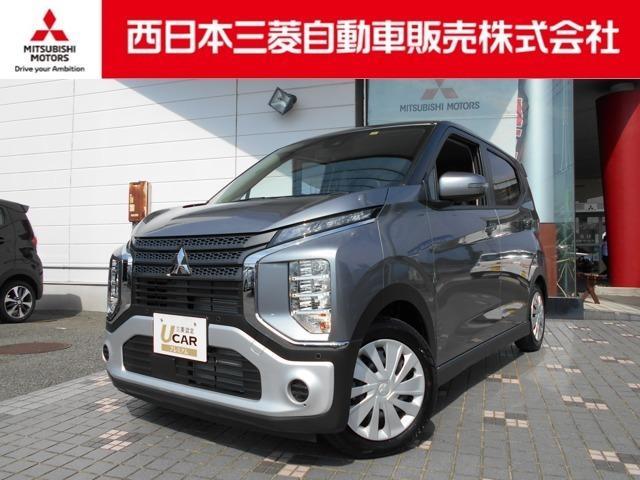 三菱 eKクロス 660 M