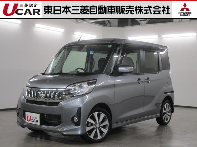 三菱 eKスペースカスタム 660 カスタム T eアシスト 4WD
