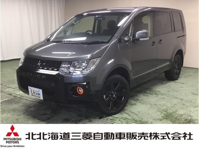 三菱 アクティブギアディーゼル 9インチナビリアモニター  4WD