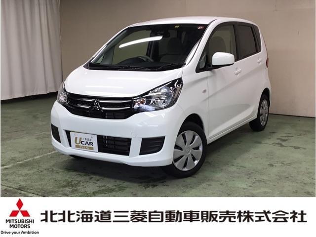 三菱 M eアシスト シートヒーター 追突軽減ブレーキ 4WD