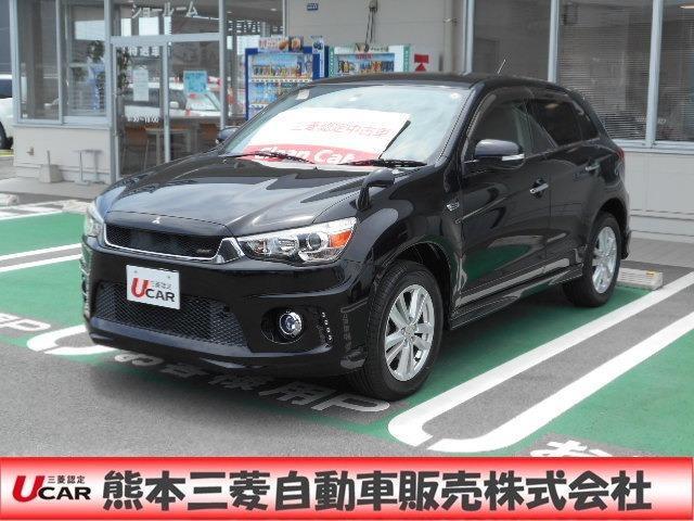 RVR(三菱) ローデストG 中古車画像