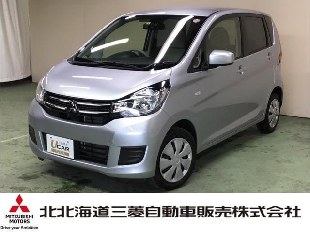 三菱 M e-アシスト  追突軽減ブレーキ シートヒーター 4WD