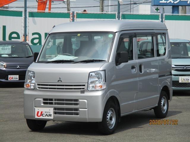 三菱 ミニキャブバン 660 M ハイルーフ 5AMT車