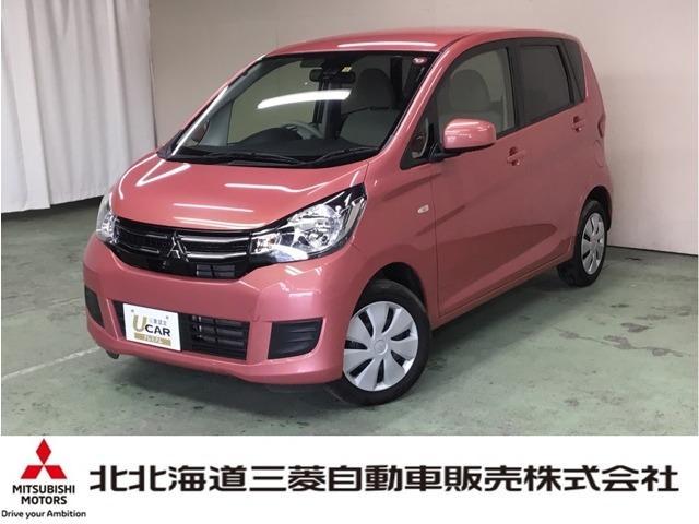 三菱 eKワゴン M eアシスト プラスED ナビ シートヒーター 4WD