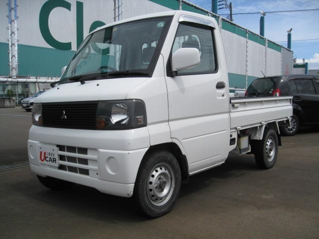 三菱 ミニキャブトラック 660 VX-SE エアコン付 4WD