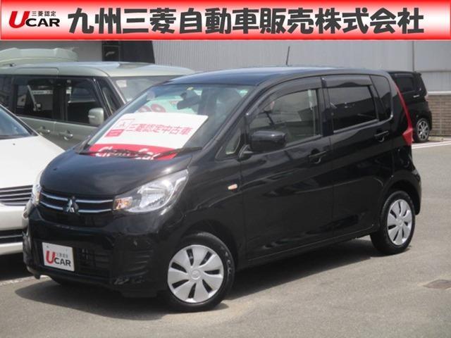 三菱 eKワゴン 660 E ワンオーナー 下取り車 1年間走行無制限保証付!