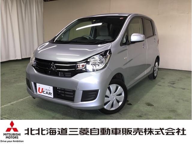 三菱 eKワゴン M eアシスト ナビ シートヒーター ETC 4WD