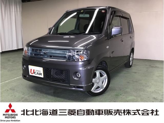三菱 トッポ T ターボ ナビ バックカメラ ETC シートヒーター 専用スポーツサスペンション デジタルメーター 4WD