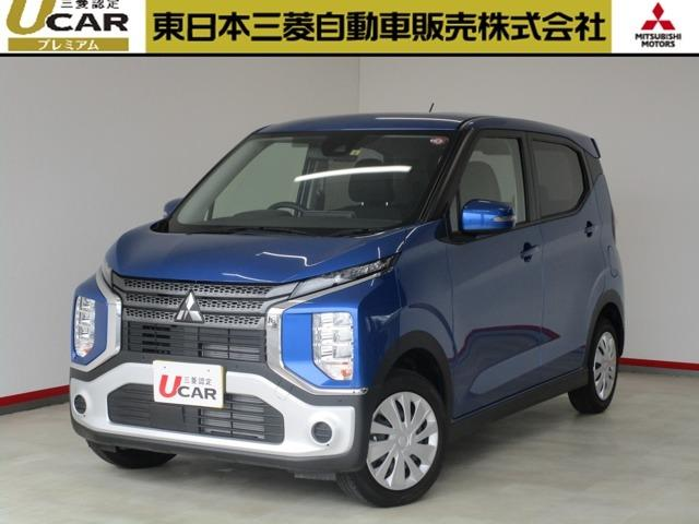 三菱 eKクロス 660 M 4WD サポカーS