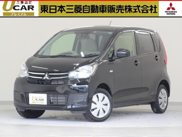 三菱 eKワゴン M e-アシスト 認定3年保証 禁煙車