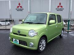 ミラココアココアX 660 X スマートキー オートエアコン ベンチシート プライバシーガラス 宮城三菱認定中古車