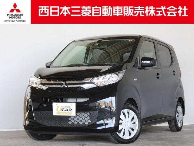 三菱 eKワゴン M 距離無制限保証3年付 オーディオレス車