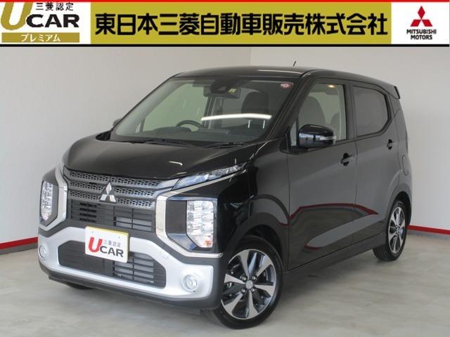 三菱 eKクロス G サポカーS ETC付