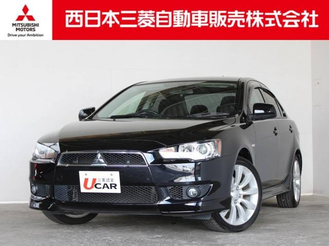 「三菱」「ギャランフォルティス」「セダン」「岡山県」の中古車