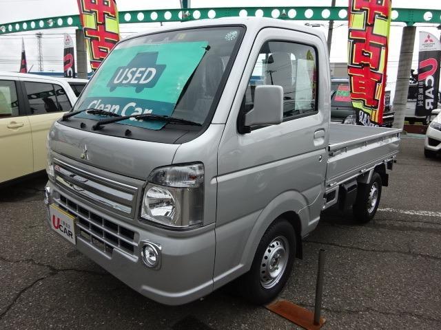 三菱 ミニキャブトラック G 届出済未使用車・E-アシスト