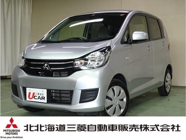 三菱 M ナビ バックカメラ ETC シートヒーター タッチパネル式オートエアコン アイドリングストップ 4WD