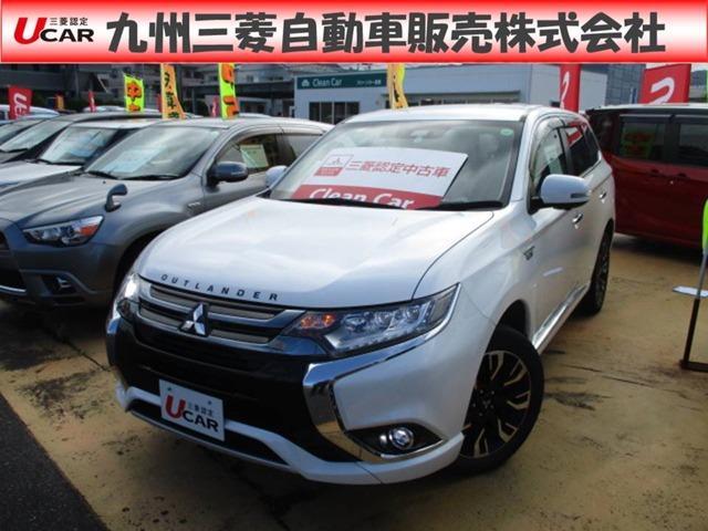 三菱 Gナビパッケージ ナビ4WD三菱認定中古車保証1年付
