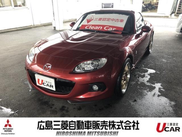 マツダ RS RHT Mナビフルセグ オープンカー
