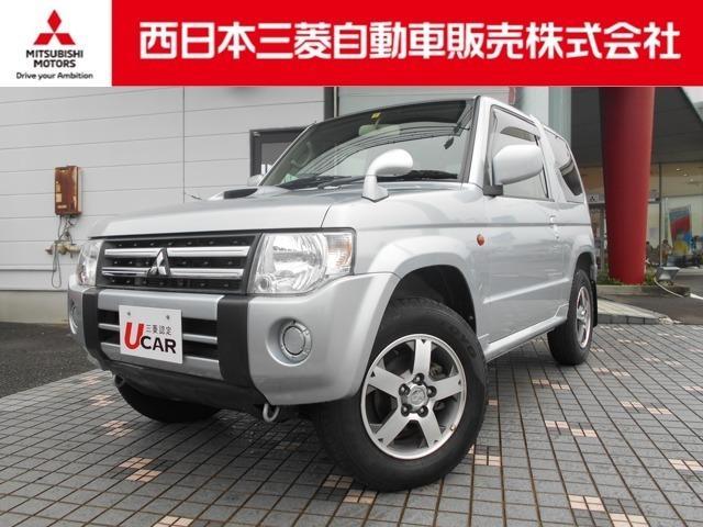 三菱 VR ターボ車・4WD・CDチューナー付き