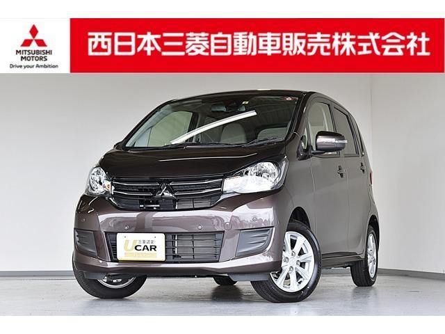 三菱 Gセーフティ プラスエディション 禁煙車・純正ナビ・全周囲カメラ・ETC