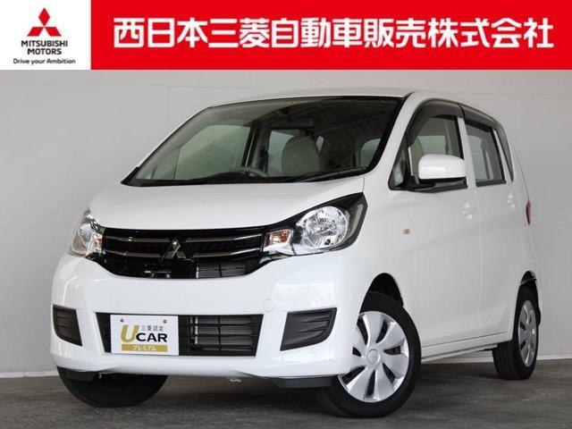 三菱 eKワゴン E 距離無制限保証3年付 CDデッキ付