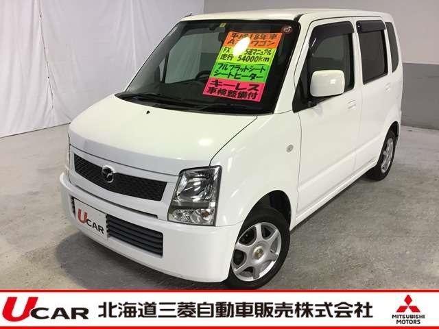マツダ AZワゴン FX 5速マニュアル!!・4WD