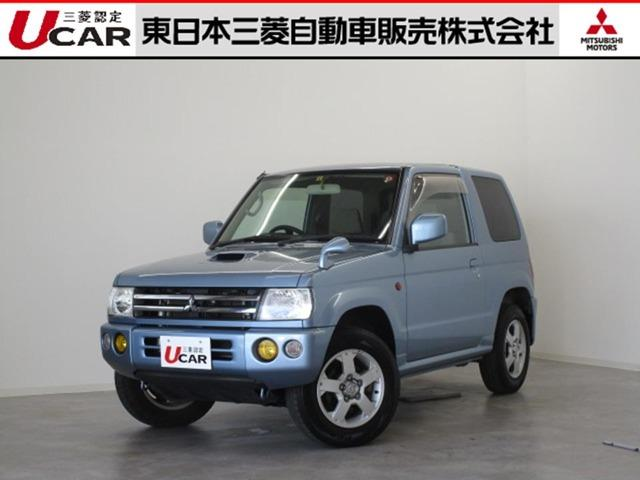 三菱 VR ターボ車・切替式4WD・キーレス・CD