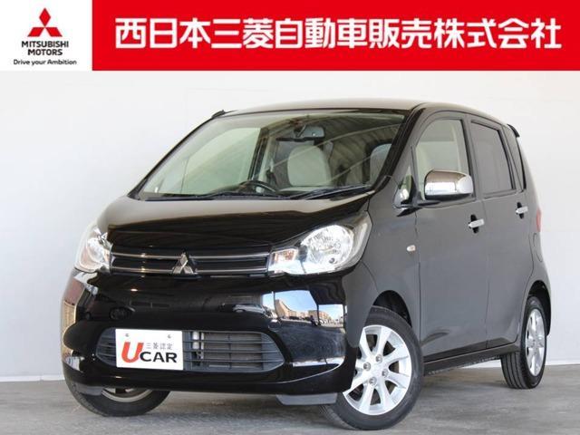 三菱 eKワゴン G 距離無制限保証1年付 オーディオレス車
