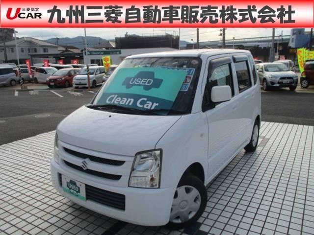 スズキ FX 純正CD三菱認定中古車保証1年付