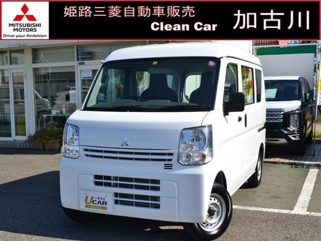 三菱 M 4AT 4WD リースアップ車です。