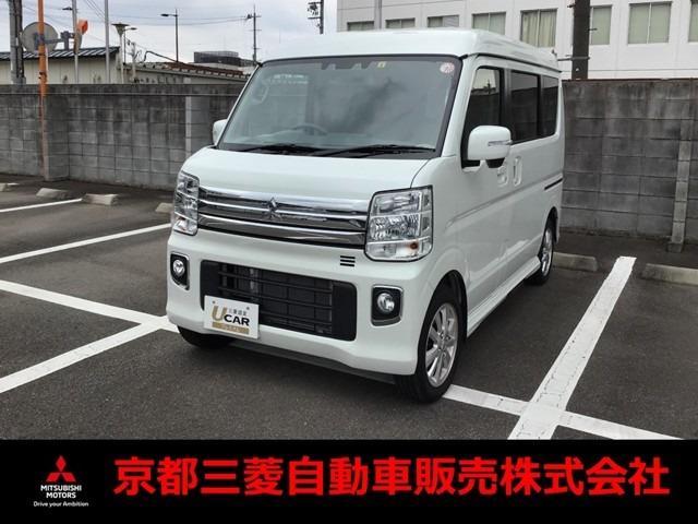 三菱 タウンボックス Gスペシャル 元試乗車 ナビ バックカメラ