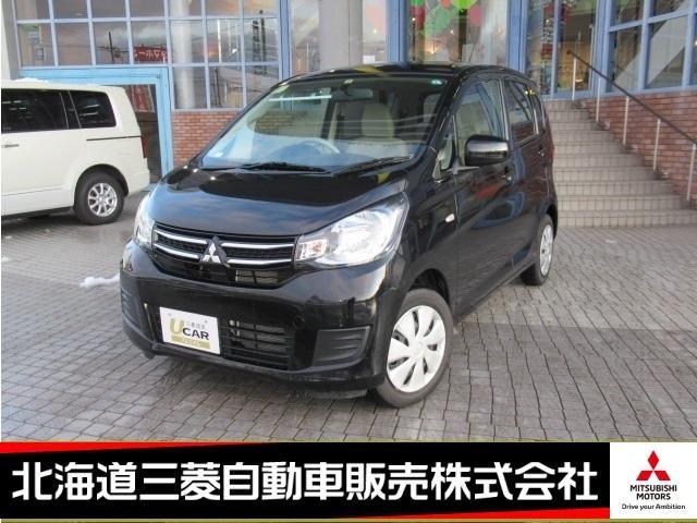三菱 eKワゴン M 運転席シートヒーター ベンチシート アイドリングストップ タッチパネル式エアコン