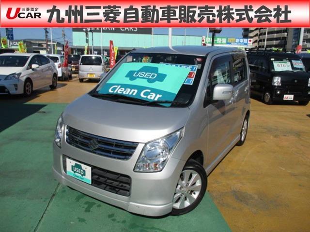 スズキ FXリミテッドII 純正CDチューナー・三菱認定保証1年付