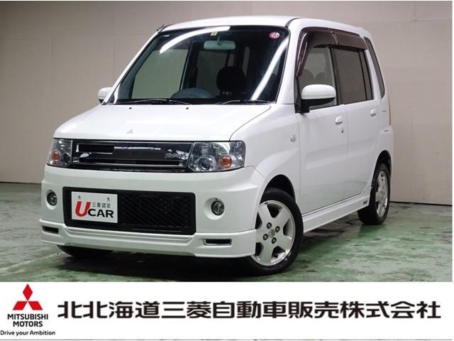 三菱 ローデストT HID シートヒーター キーレス