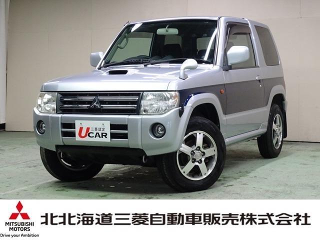 パジェロミニ(三菱) VR 中古車画像