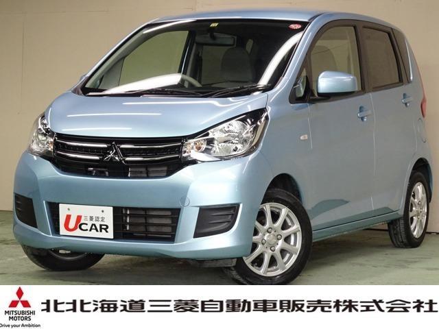 三菱 M ナビ バックカメラ ETC シートヒーター アイドリングストップ タッチパネル式オートエアコン プライバシーガラス 4WD