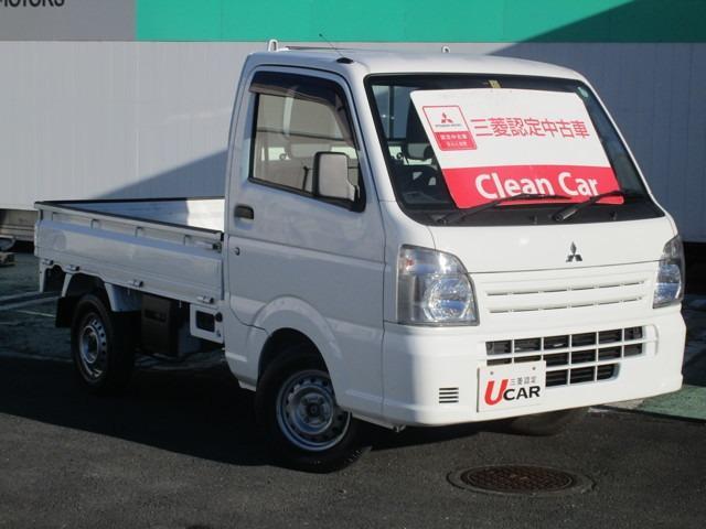 三菱 ミニキャブトラック みのり デフロック付き4WDH-L切換5速MT