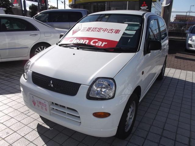 三菱 ミニカ ライラ フロアAT Wエアバック ABS