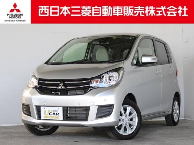 三菱 eKワゴン Gセーフティ プラスエディション 距離無制限保証3年付 メモリーナビ付