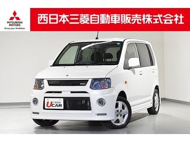 三菱 R HDDナビ・ワンセグTV・ABS・キーレス