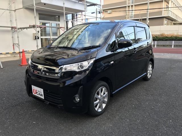 三菱 eKカスタム M SDナビ・TV