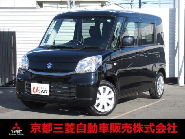 スズキ X 三菱認定中古車保証 ナビ