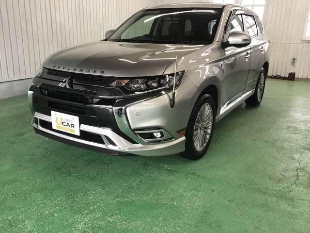 「三菱」「アウトランダーPHEV」「SUV・クロカン」「北海道」の中古車