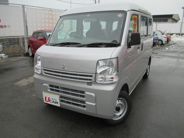 三菱 M 三菱認定中古車・エアコン・パワステ